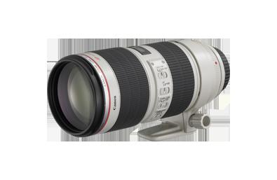 Canon 70-200 f2.8 Hire