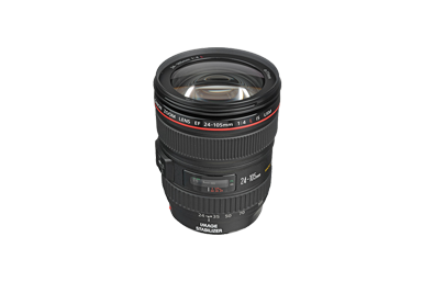 Canon 24-105 Lens Hire