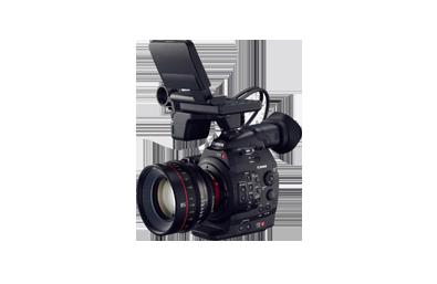 Canon C300 Hire