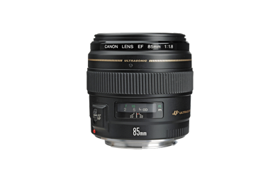 Canon 85mm EF Lens Hire