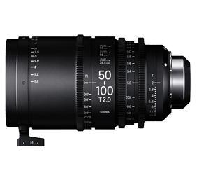 SIGMA 50-100MM T2 PL Lens Hire