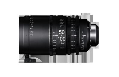 SIGMA 50-100MM T2 PL Lens Hire